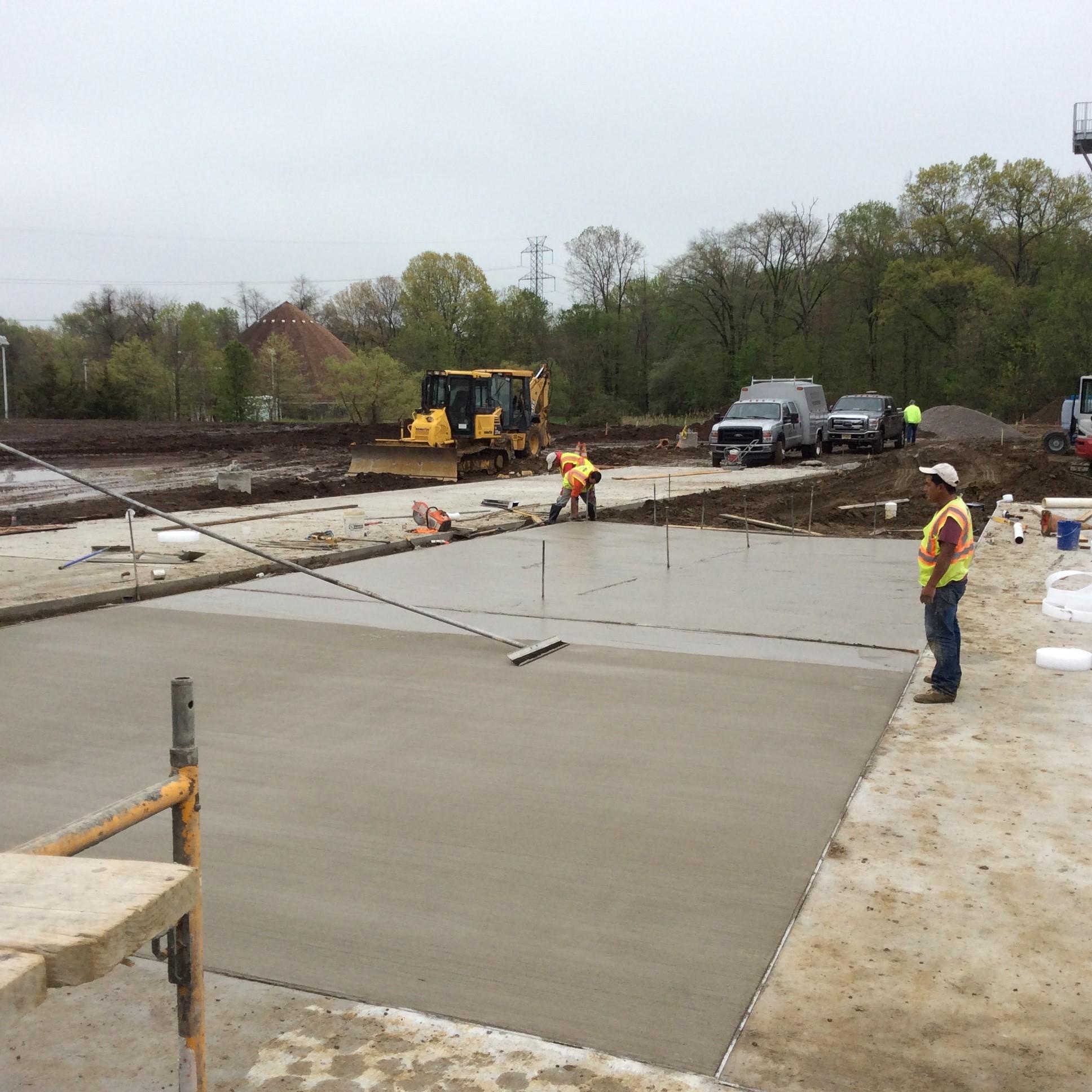concrete ramp 2
